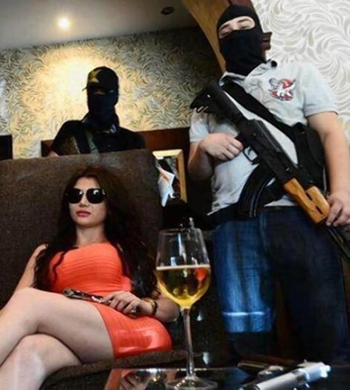 Twerking από την πιο επικίνδυνη γυναίκα του πλανήτη!