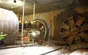 Στάση εργασίας στο μετρό Θεσσαλονίκης