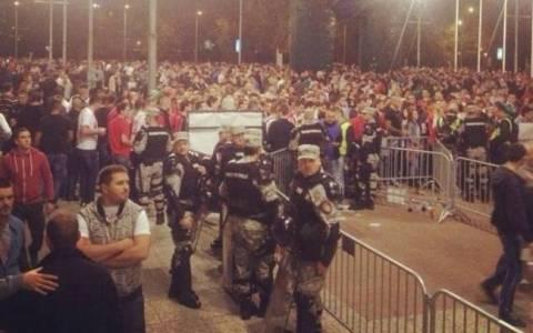 Ολυμπιακός: Συλλήψεις στο Βελιγράδι