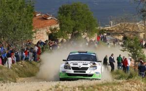 Rally Acropolis 2015: Μένει στο Ευρωπαϊκό πρωτάθλημα