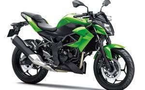 Kawasaki:  Z250SL το νέο Supernaked