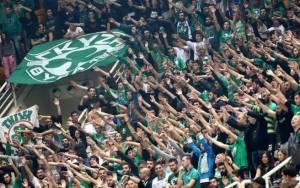 Onsports TV: «Πράσινο» πάρτι με Αρμάνι!
