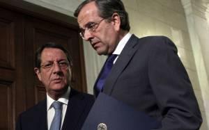 Κοινό μέτωπο Ελλάδας – Κύπρου και Αιγύπτου