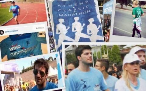 Μαραθώνιος 2014: Οι celebrities που τρέχουν για καλό σκοπό!