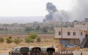 Συρία: Νέες αεροπορικές επιδρομές κατά των τζιχαντιστών