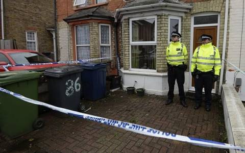 Βρετανία: Συλλήψεις υπόπτων για «τρομοκρατικές ενέργειες»