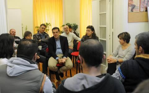 Τσίπρας: Ντροπή για την Ελλάδα