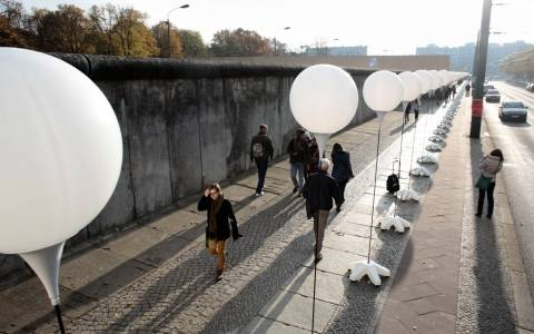 Βερολίνο - 25 χρόνια από την πτώση του Τείχους