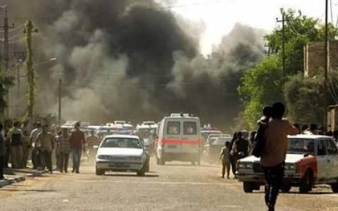 Πολύνεκρες επιθέσεις στο Ιράκ