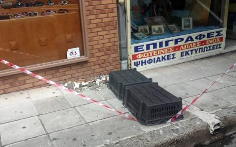 Συγκλονιστικό βίντεο από το σεισμό στο Αίγιο