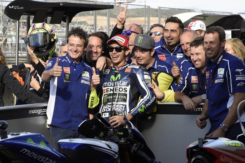 MotoGP Βαλένθια: Valentino Rossi Η επιστροφή