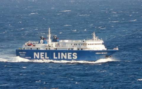 Επιβατικό πλοίο δεν κατάφερε να «δέσει» σε δύο νησιά