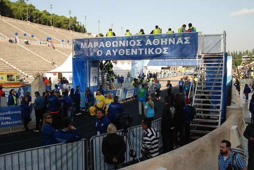 Δείτε LIVE τον Αυθεντικό Μαραθώνιο Αθηνών