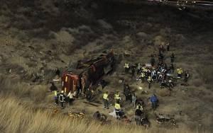 Πολύνεκρο τροχαίο στην Ισπανία: Λεωφορείο έπεσε σε χαράδρα
