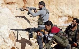 Δεκάδες άμαχοι νεκροί σε επιδρομές της συριακής αεροπορίας