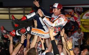 MotoGP Βαλένθια: Το τυχερό 13 για τον Μ. Marquez