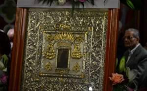 Η εικόνα της Παναγίας της Ολυμπιωτίσσης στα Χανιά (Pics)