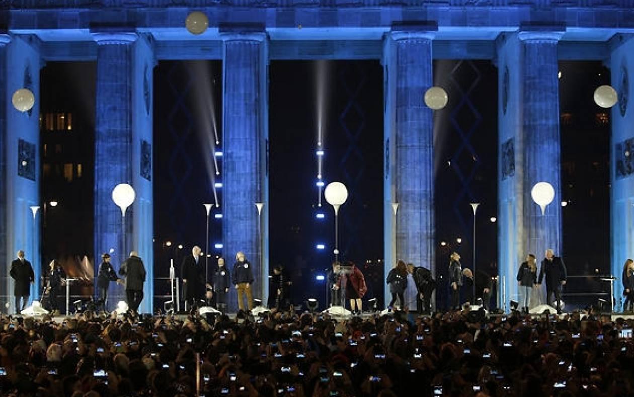 Επτά χιλιάδες μπαλόνια στον ουρανό του Βερολίνου!