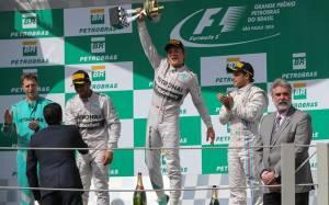 Grand Prix Βραζιλίας: Ο Rosberg κέρδισε αγώνα και εντυπώσεις