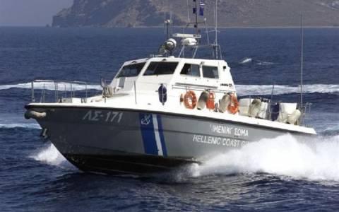 Σύμη: Λαχτάρησαν δύο επιβάτες τουριστικού σκάφους