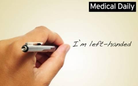 Η επιστήμη εξηγεί γιατί λίγοι άνθρωποι είναι αριστερόχειρες