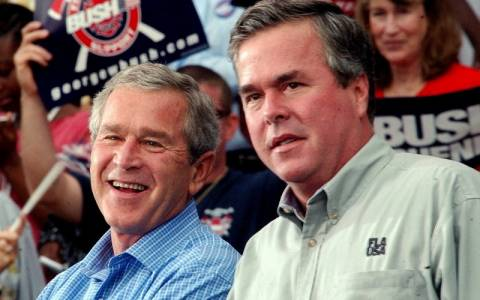Ένας Μπους «φλερτάρει» με την προεδρία των ΗΠΑ