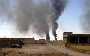 Ιράκ: Ο στρατός ανακατέλαβε μεγάλο μέρος της πόλης Μπάιτζι