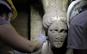 Αντίστροφη μέτρηση για τις αποκαλύψεις στην Αμφίπολη