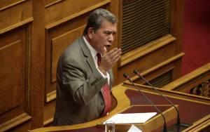 Μητρόπουλος: Δεν θα επιτρέψουμε να χρεοκοπήσουν τα Ταμεία