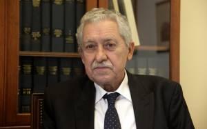 Κουβέλης: Ειδική συνεδρίαση της Βουλής για το χρέος