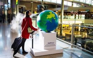Μυρίστε τον κόσμο… στο Heathrow