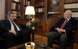 Συναίνεση για την εκλογή Προέδρου ζήτησε ο Βενιζέλος