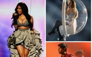 Τα 8 φορέματα της Nicki Minaj, οι βρισιές και οι νικητές