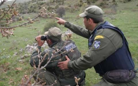 Επιχείρηση της αστυνομίας στα Ελληνοαλβανικά σύνορα