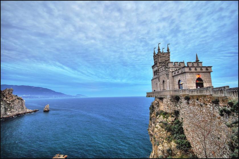 «Η φωλιά του χελιδονιού» - Το εντυπωσιακότερο κάστρο