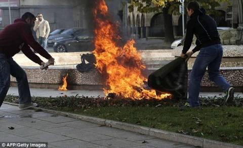 Υπέκυψε στα τραύματά της η Βουλγάρα που αυτοπυρπολήθηκε