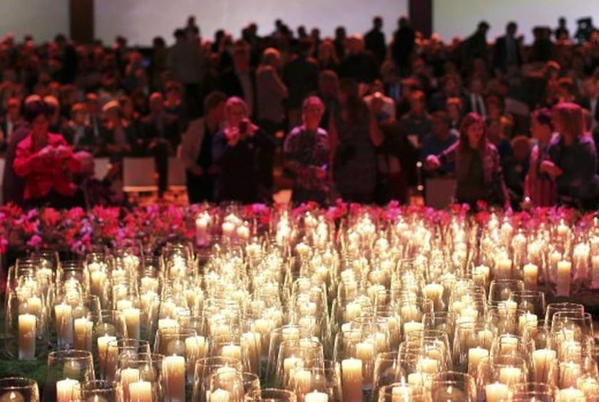 Ολλανδία:Τελετή μνήμης για τα θύματα της πτήσης ΜΗ17
