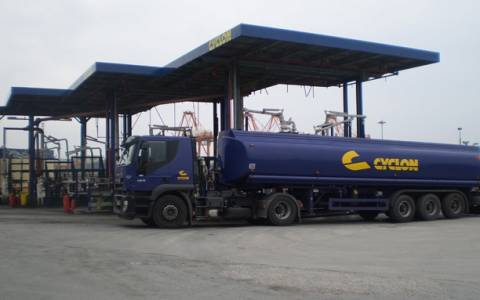 Με 100% η Motor Oil στη Cyclon Ελλάς