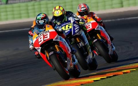 MotoGP: Οι δοκιμές του 2015 στη Βαλένθια
