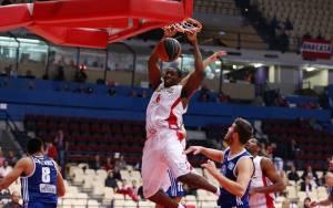 Basket League: Ολυμπιακός - Τρίκαλα BC 87-72