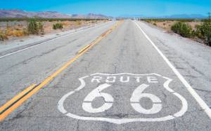 Bόλτα στον περίφημο «Route 66»!