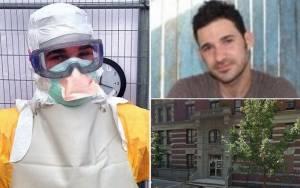Γιατρός που είχε προσβληθεί από Έμπολα παίρνει εξιτήριο