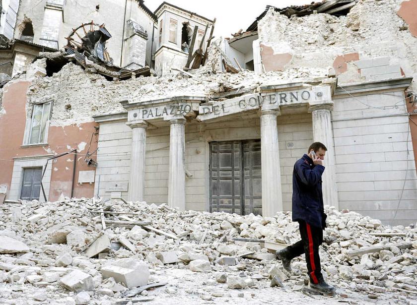 Ιταλία: Αθώοι οι 7 επιστήμονες για το σεισμό στη Λ' Άκουιλα