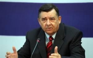 Καρατζαφέρης: Δεν εγκαταλείπω την ηγεσία του ΛΑΟΣ