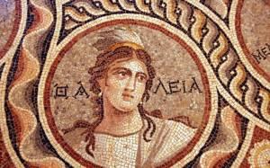 Τρία υπέροχα ψηφιδωτά στην αρχαία ελληνική πόλη Ζεύγμα