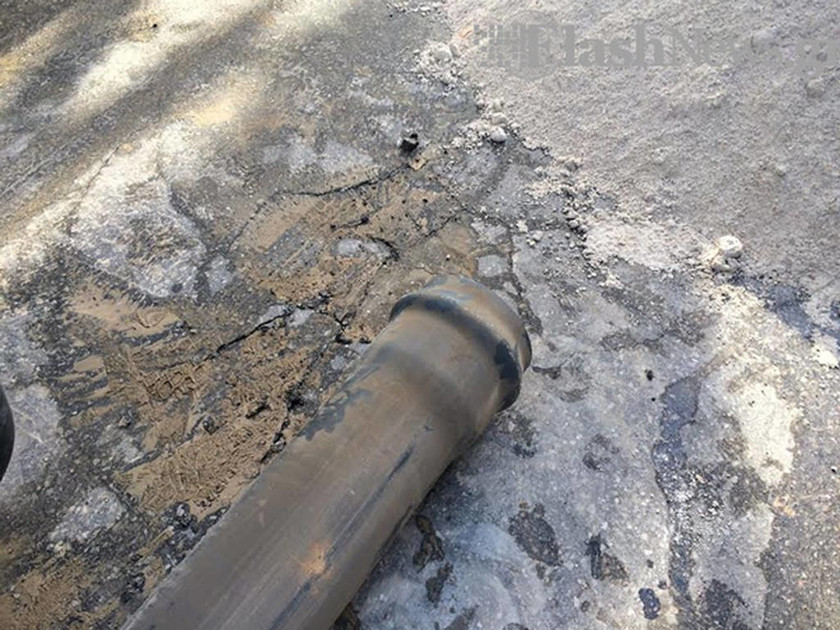 Χωρίς νερό τα Χανιά λόγω βλάβης σε κεντρικό αγωγό