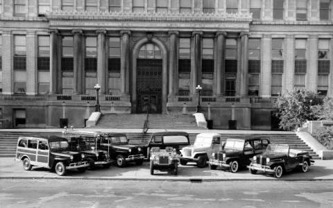 Η ιστορία του Jeep