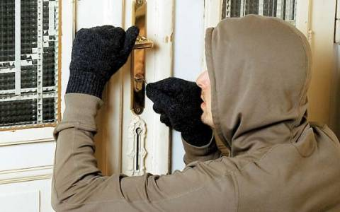 Εξιχνιάστηκαν 7 διαρρήξεις σε σπίτια στις Σέρρες