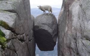 Πού βρίσκεται ο πιο επικίνδυνος βράχος στον κόσμο