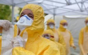 Έμπολα: Μειώνονται τα κρούσματα